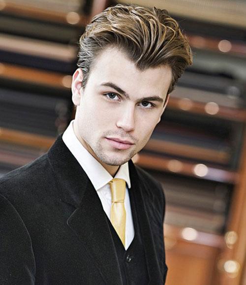 Peinados y cortes de hoy cortes de pelo para hombres 2013 - Peinados de hombres ...