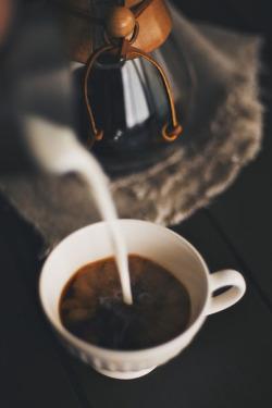 من أكثر الأشياء التي تسعدني ... فنجان من قهوة