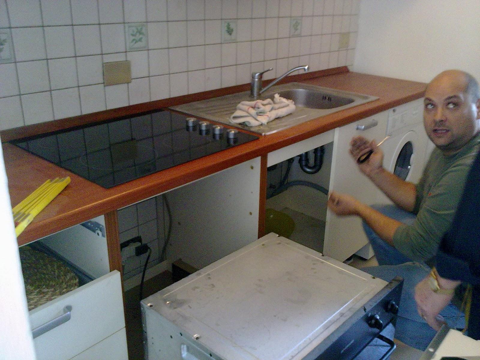 La simo ricama il tempo del caff for Fornello elettrico ikea