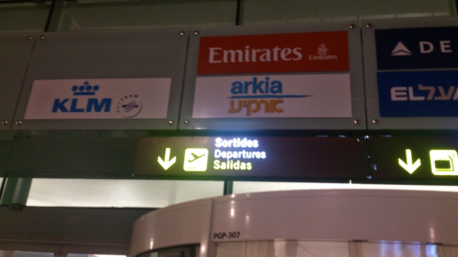 terminal 1 de barcelona klm