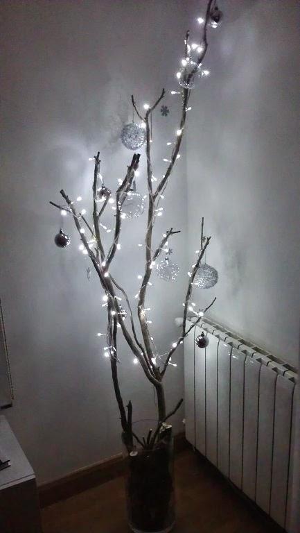 Heteruf designs decoraci n estilo minimalista para navidad - Arbol navidad moderno ...