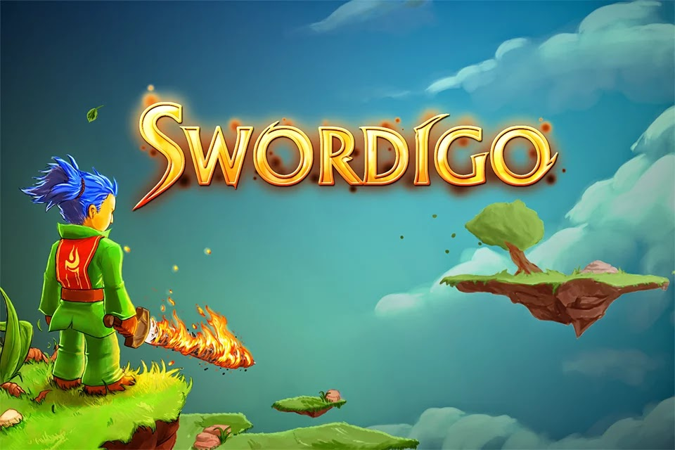 Swordigo v1.2 Mod [Owned Guiding Compass/Coin Doubler]