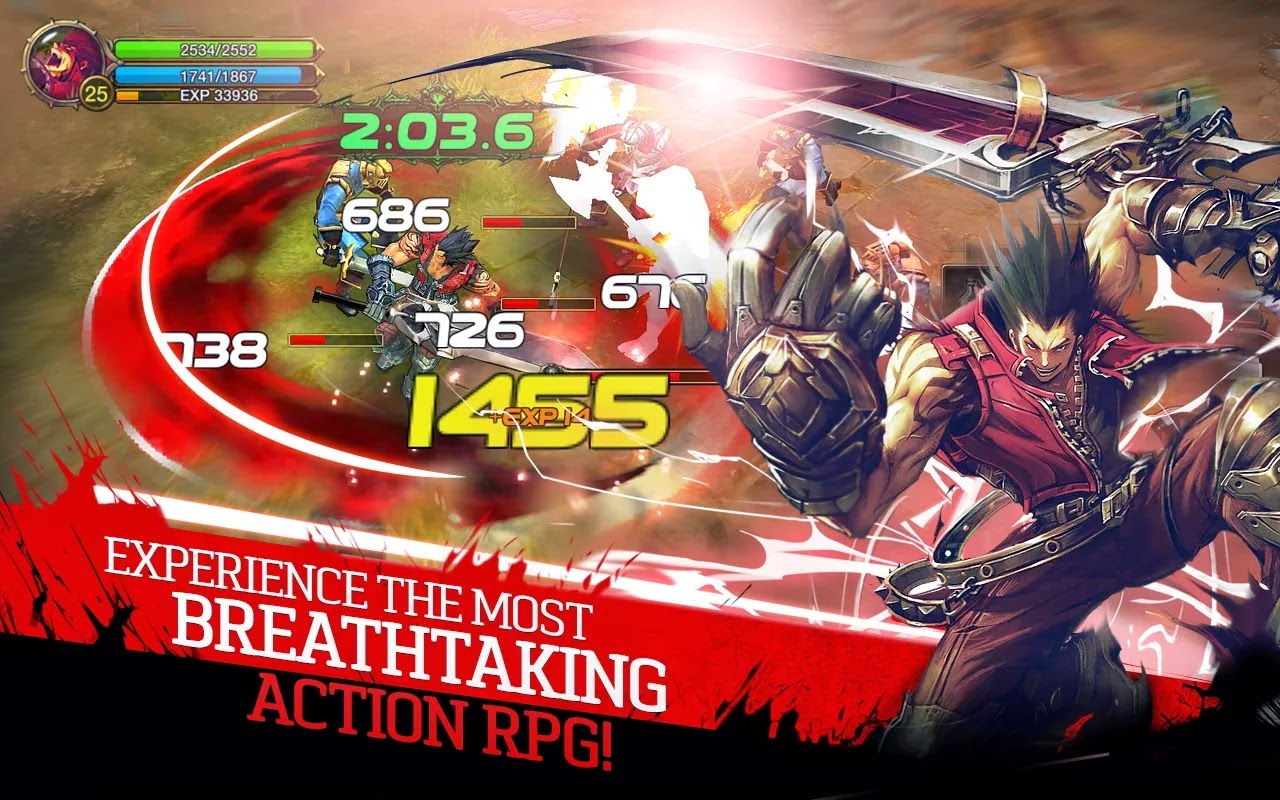 Kritika: Chaos Unleashed v2.1.3 Mod [Unlimited HP & MP]