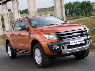 Ford All New Ranger
