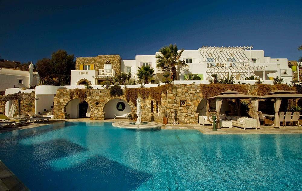 Mykonos (Grecia) - Kivotos 5* - Hotel da Sogno