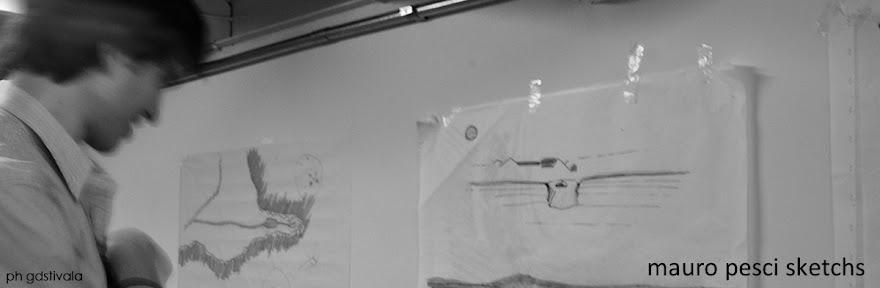 mauro pesci sketchs