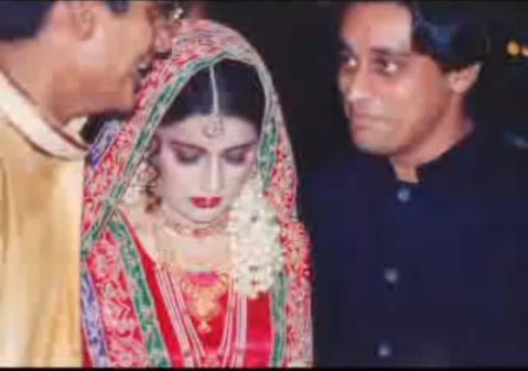 shaista wahidi wedding pics