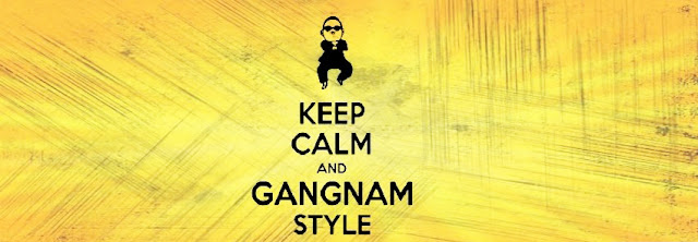 Keep Clam And Gangnam Style