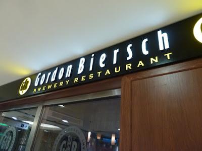 Taipei Eats: Gordon Biersch Brewery Restaurant, Taipei City Hall