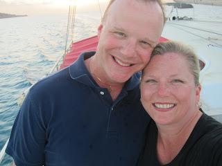 Scott Ally Caribbean Tourists