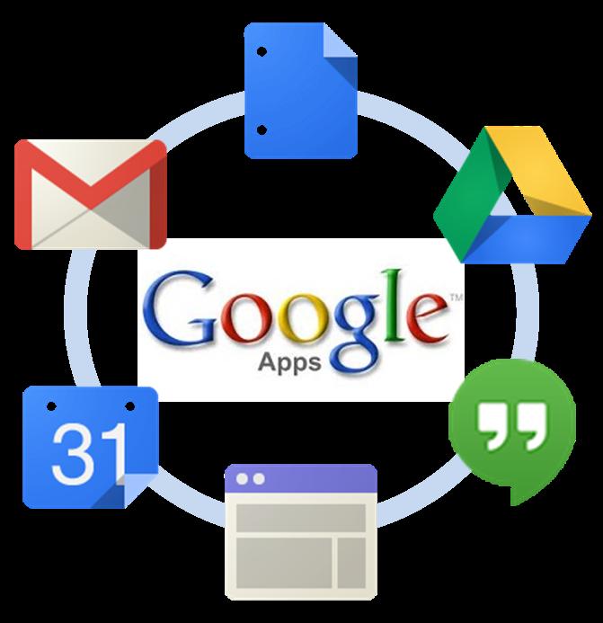 Google Aplicativos
