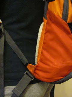 Crease in Shoulder Strap