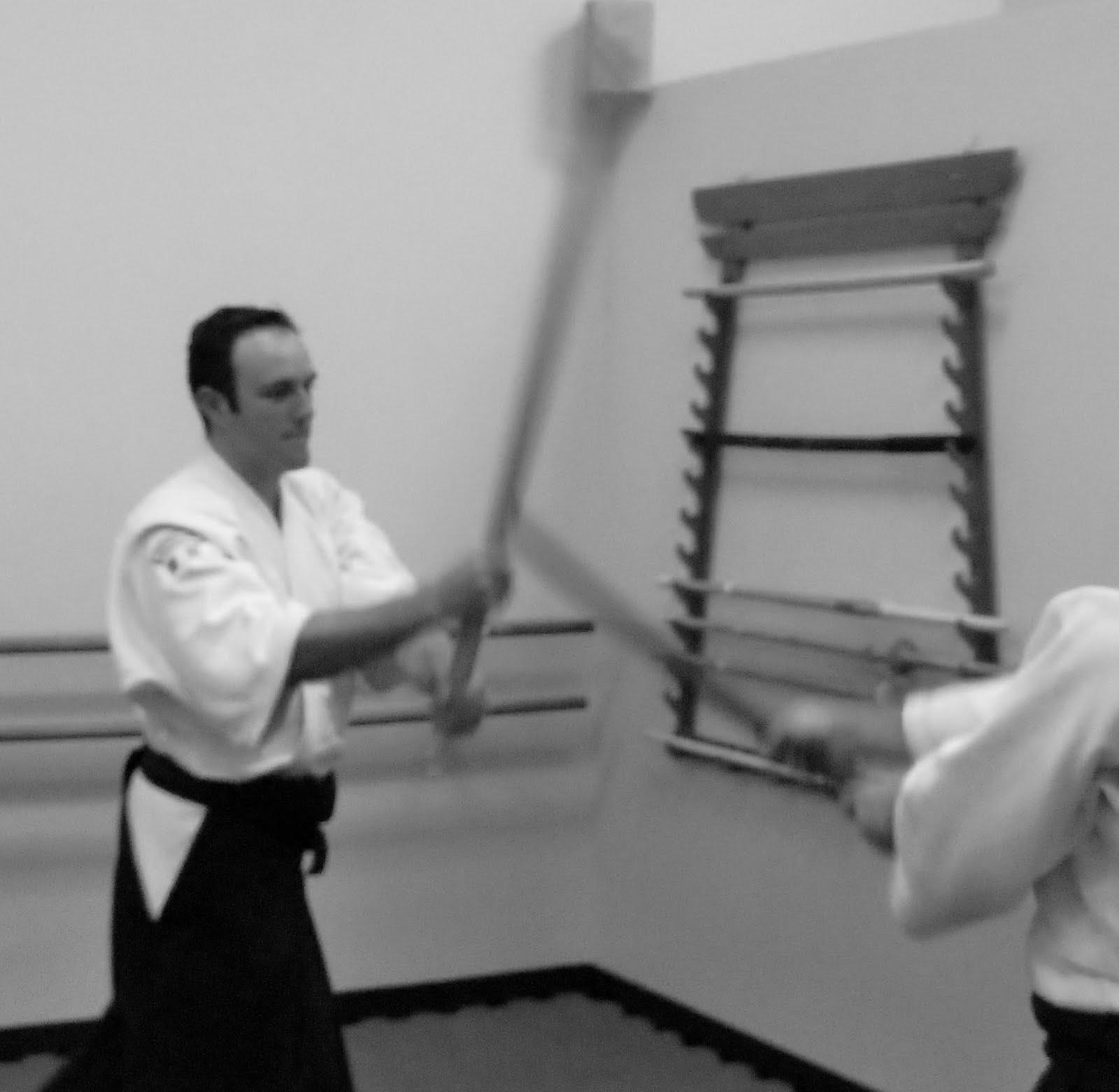 Pablo Buenafe 3er. Dan Aikikai, 1er. Dan Nippon Kan