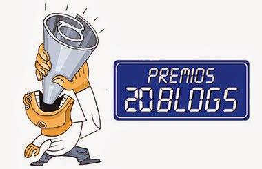 LA MIRADA DIFUSA PARTICIPA EN LOS PREMIOS 20 BLOGS