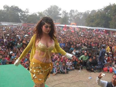 Nepal Actress Sushma Karki