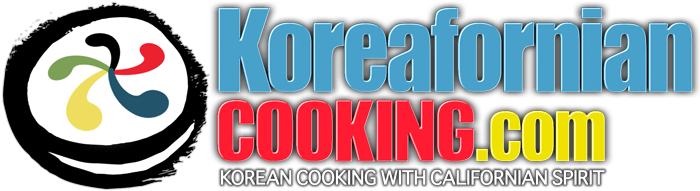 Koreafornian Cooking
