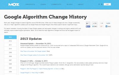 change-history