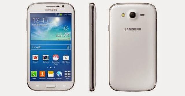 Galaxy Grand 3 tối ưu selfie