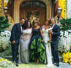 Tina Turner Wedding Pictures 2013