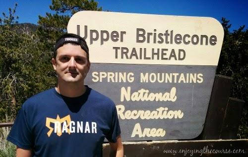 Upper Bristlecone Trailhead | Spring Mountains, NV