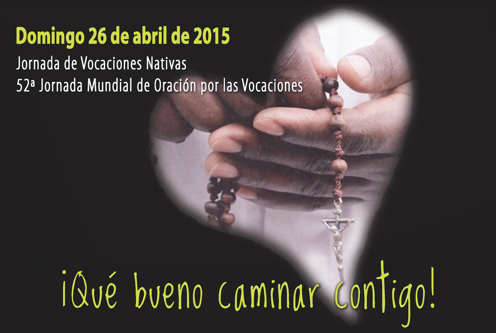 Vocaciones Nativas 2015