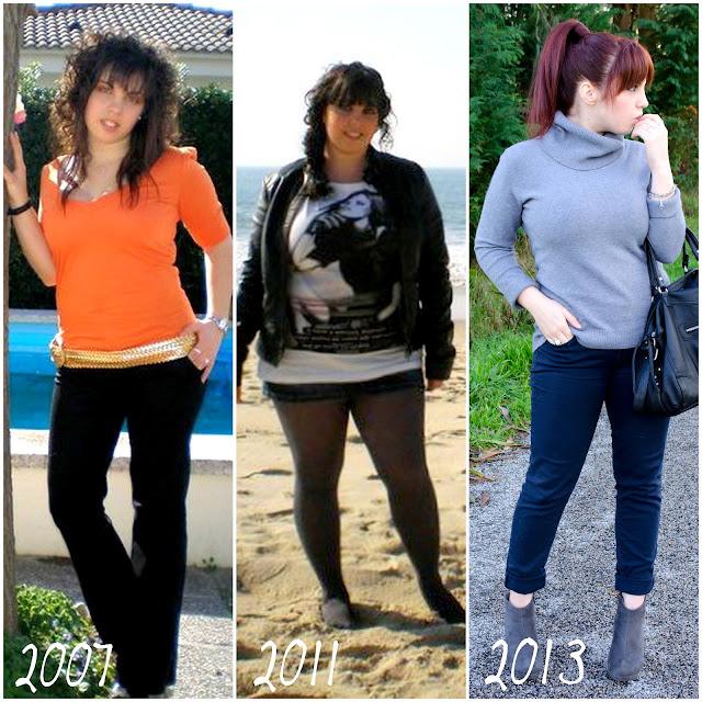 Perder 25kg en 8 meses