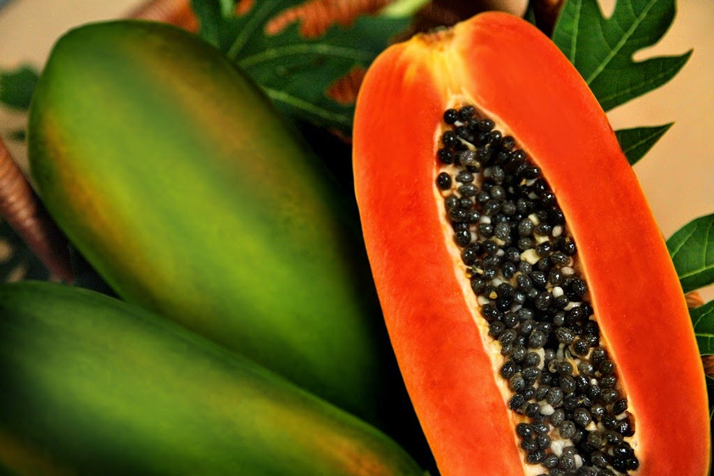 Manfaat buah pepaya untuk kesehatan