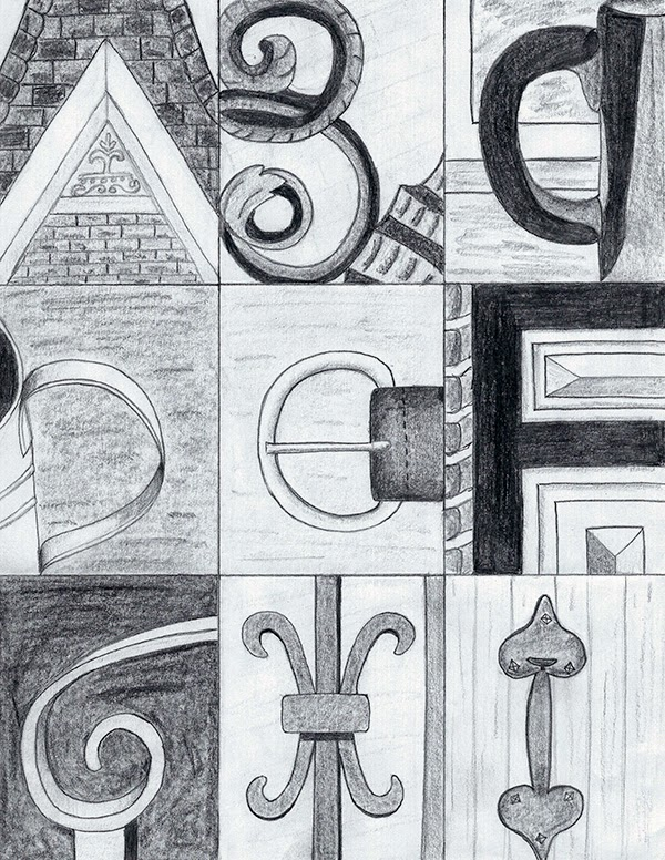 Creative concepts july 2014 after drawing the object in line use pencil shading or grey markers to add values to each letterform composition complete the first 13 letterforms this altavistaventures Image collections