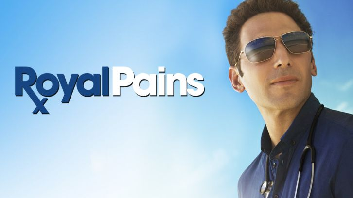 Royal Pains - Renewed for 7th and 8th Season *Updated with Press Release*