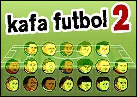 Kafa Futbol 2 Oyunu