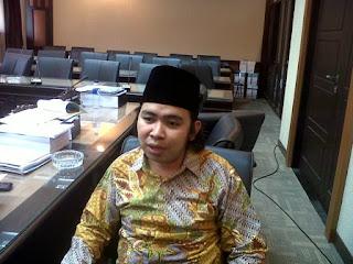 Muhamad Fawaid anggota komisi B Jatim