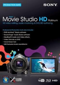 Sony vegas movie studio download