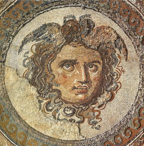 Lap urbi et orbi mosaico romano for Mosaico romano