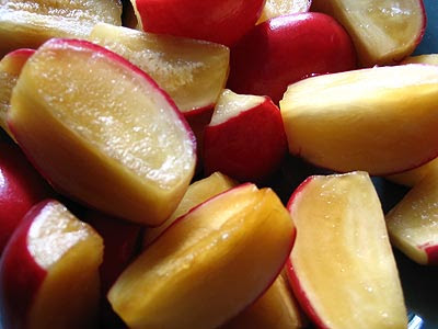 Seasoned Radishes