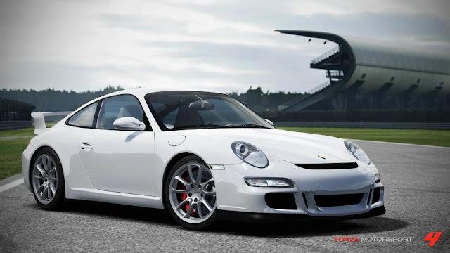 Paquete porsche 2007+911+GT3+RS+(997)