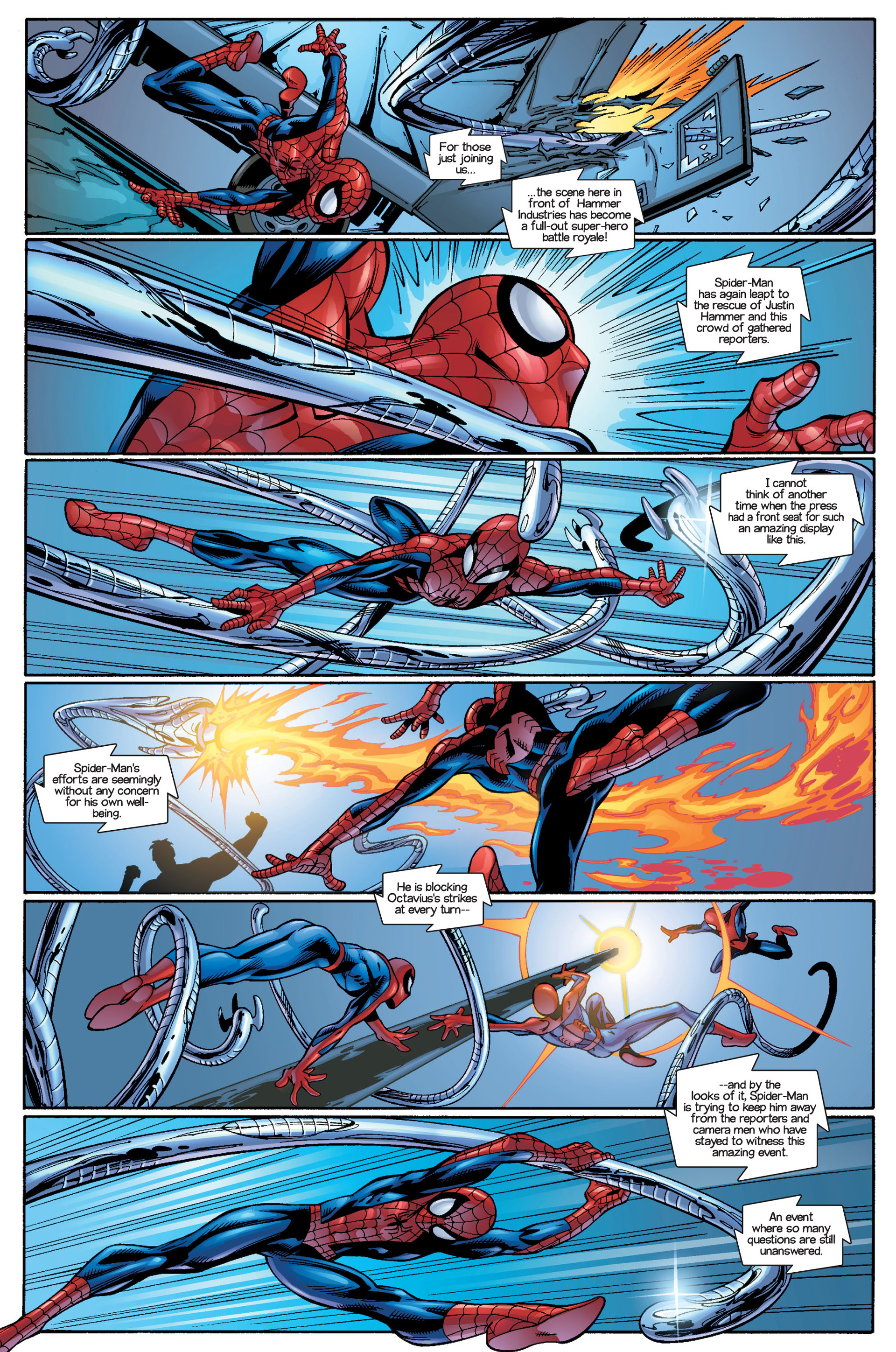 Ultimate Spider-Man (2000) Issue #20 #24 - English 10