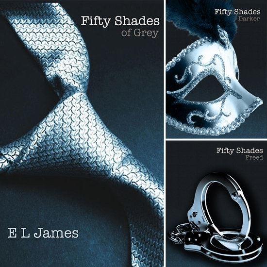 E edition is a book length publication in digital form for Second 50 shades of grey
