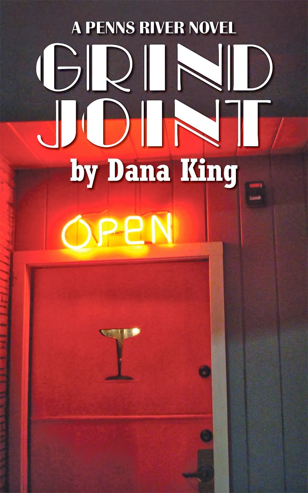 GRIND JOINT (e-book available through Amazon)