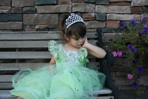 Como ser uma princesa