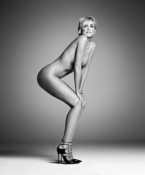 Sharon Stone 2015 nude