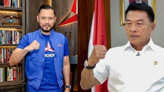 Demokrat Soal Baliho AHY: Melawan Begal Politik KSP Moeldoko | LihatSaja.Com
