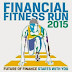 Financial Fitness Run 2015: A Run with a Finisher's Trophy