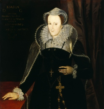 Mary Queen of Scots National Portrait