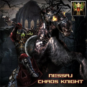 Chaos Knight Item Build