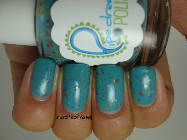 Pipe Dream Polish - Pink Elephants & Lemonade