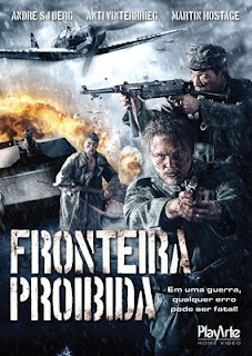 Download  Fronteira Proibida DVDRip AVI Dual Áudio + RMVB Dublado