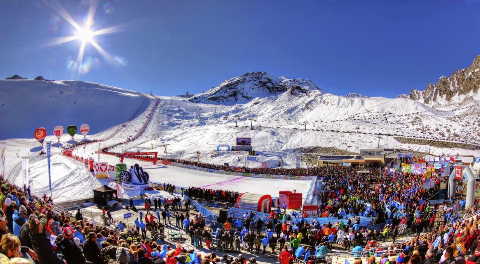 U Söldenu ovog vikenda počinje nova, 50. sezona Svjetskog skijaškog kupa