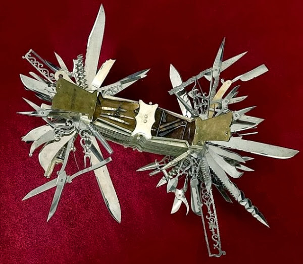 Mother of All Swiss Army Knives