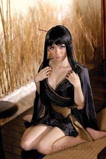 Vicky Shu for Popular Magazine, July 2010