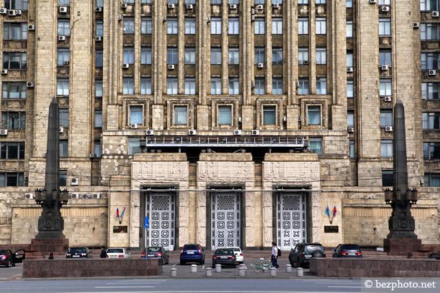 мид рф фото здания